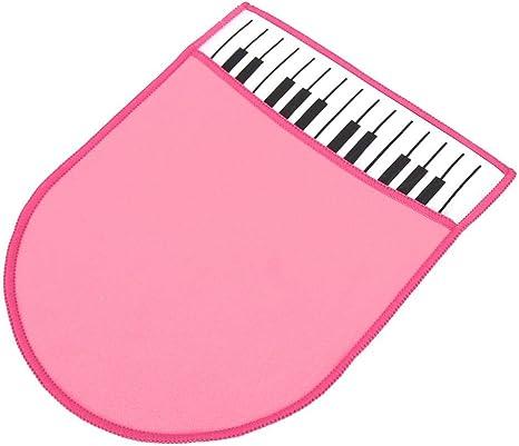 RiToEasysports Guante de Tela de Limpieza para Piano con patrón de ...