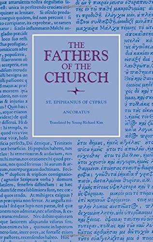 Ancoratus (Fathers of the Church Patristic Series)