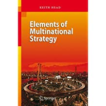 Elements of Multinational Strategy