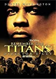 REMEMBER THE TITANS (UNRATED EXTENDED CUT) (DVD) REMEMBER THE TITANS (UNRATED EX