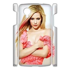 Generic Case Avril Lavigne For Google Nexus 5 S4D4547260