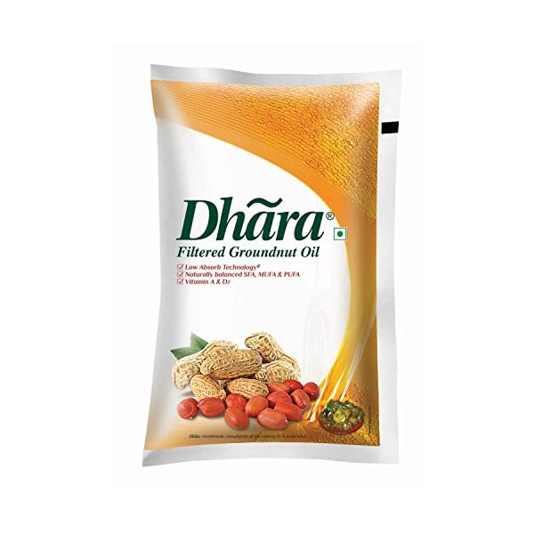 Best Groundnut Oil Dhara