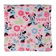 Disney GS70654 Minnie Mouse Super Soft Fleece Blanket, Pink