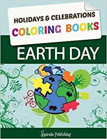 Amazoncom Earth Day Coloring Book Earth Day Coloring Pages