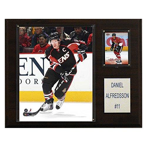 NHL Daniel Alfredsson Ottawa Senators Player Plaque - Daniel Alfredsson Player