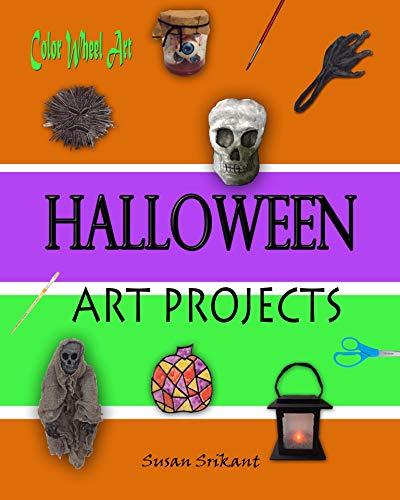 Color Wheel Art:  Halloween Art Projects (Color Wheel Art ) ()