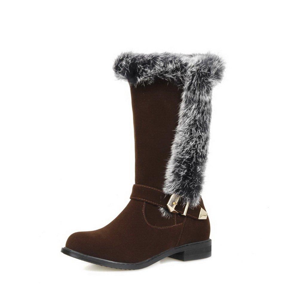 A&N - Botas de nieve mujer39 1/3|marrón