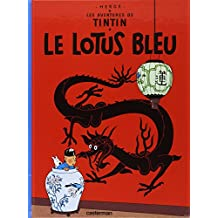 AVENTURES DE TINTIN (LES) T.05 : LE LOTUS BLEU