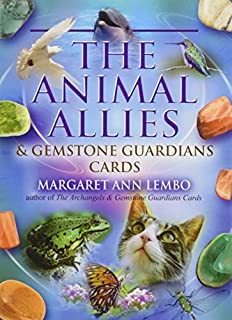 The Animal Allies and Gemstone Guardians Cards (1844097412) | Amazon Products