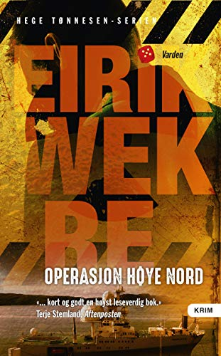 Amazon Com Operasjon Hoye Nord Hege Tonnesen Book 3 Norwegian
