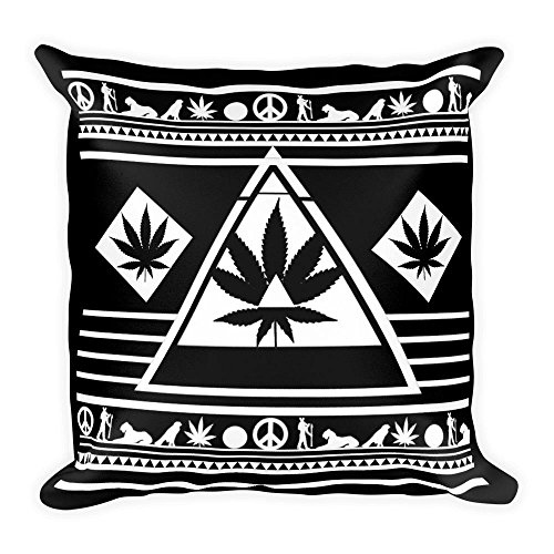 Chill Marijuana Decorative Pillows