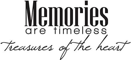 Image result for memories are timeless treasures of the heart
