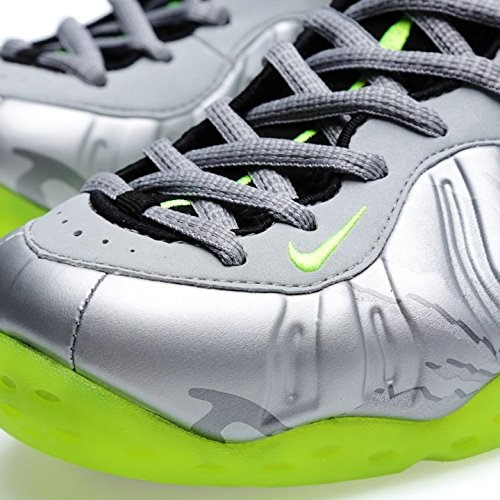 Basketball Air Nike Trainers Mens Silver One Sneakers Foamposite Top Hi 575420 PRM Shoes Bq0Zn1qw