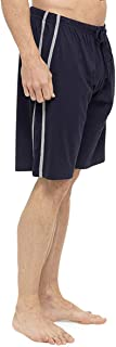 Tom Franks Mens Twin Pack Lounge Shorts Stretch Jersey Sleep Night Wear