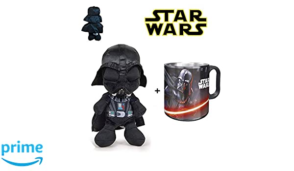 S&W Star Wars - Peluche Darth Vader 11