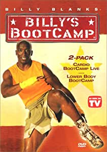 Billy Blanks-Bootcamp Double [Reino Unido] [DVD]