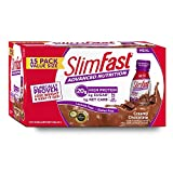 SlimFast Advanced Nutrition Creamy Milk Chocolate – Meal Replacement – 20g of Protein – 11oz – 15 Count Review