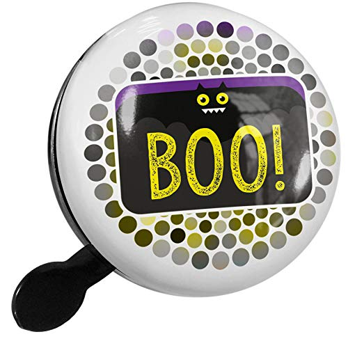 NEONBLOND Bike Bell Boo! Halloween Funny Bat Scooter or Bicycle -