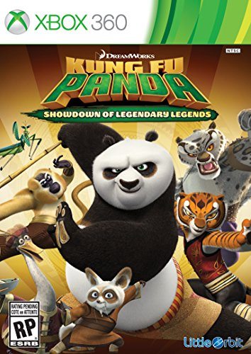 Kung Fu Panda: Showdown of Legendary Legends - Xbox 360