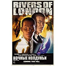Rivers of London: Night Witch #5