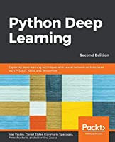 Python Deep Learning, 2nd Edition Front Cover