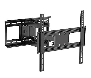 RICOO Support TV Mural orientable inclinable S1544 Meuble de téléviseur  Suspendu Plasma Smart OLED incurvé Fixation a3854eb758da