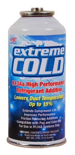 Extreme Cold Additive - FJC 9153 Extreme Cold Refrigerant Additive- 2 oz