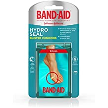 Band-Aid Brand Hydro Seal Blister Cushion Bandages, Waterproof Ashesive Pads...