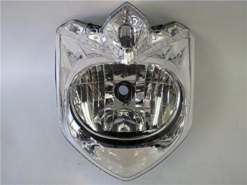 Fazer 8 FZ8 10-15 Headlight Head light Lamp Assembly For Clear by K-Racing
