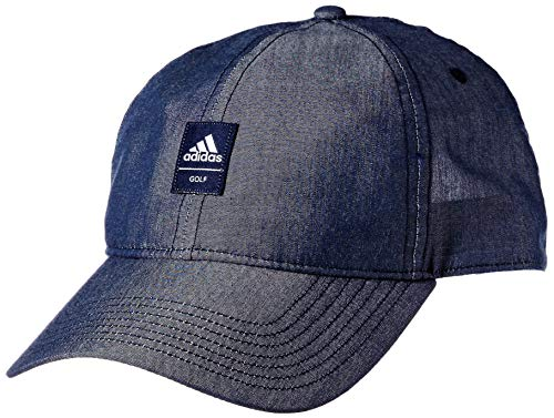 (adidas Golf Mully Performance Cap, Collegiate Navy, One Size)