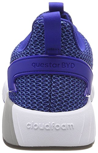 adidas Questar BYD, Men's Trainers Blue (Collegiate Royal/Collegiate Royal/Trace Royal)