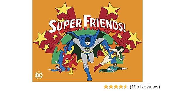 Amazon com: Watch Super Friends Season 1 | Prime Video