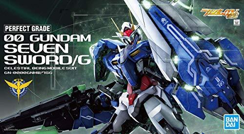 Bandai Hobby PG 00 Gundam Seven Sword/G Gundam 00