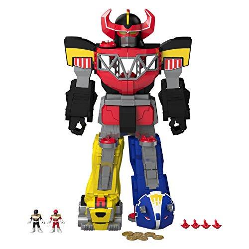 Fisher-Price Imaginext Power Rangers Morphin Megazord CHJ18