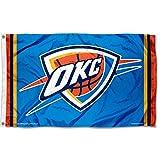 WinCraft NBA Oklahoma City Thunder Flag 3x5 Banner