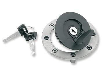 Vicma Fuel Tank Cap Lockable for Hyosung GT, GV, Aquila: Amazon.es: Coche y moto