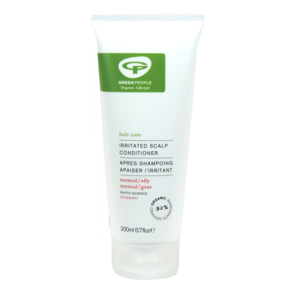 Green People - Hair Care - Irritated Scalp Conditioner - Rosemary - 200ml (Case of 6)