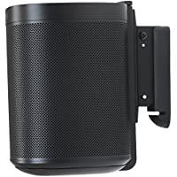 Flexson Wall Mount for Sonos One - Each (Black)