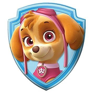 Cojin Patrulla Canina forma Skye: Amazon.es: Juguetes y juegos