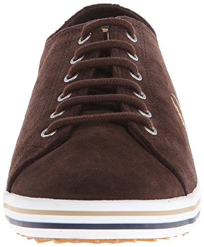 Fred Perry Kingston Suede B4268325, Baskets Mode Homme
