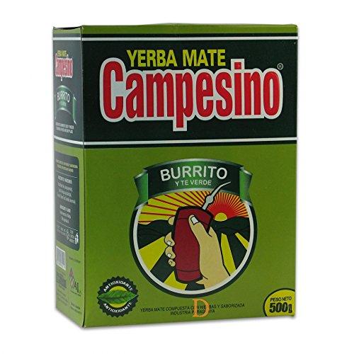 Mate Té Campesino y Burrito Té Verde 500 G: Amazon.es: Alimentación y bebidas