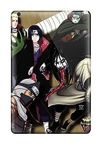 For Ipad Mini/mini 2 Tpu Phone Case Cover(naruto Akatsuki Manga)