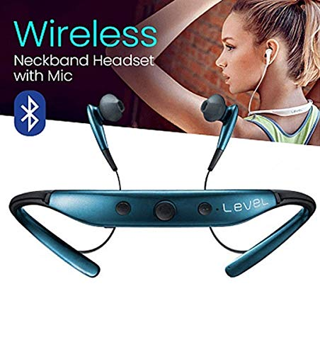 Envilean Bluetooth Wireless Earphones 4.1 in Ear Headphones with Microphone Stereo Sport Headsets for All Smartphones
