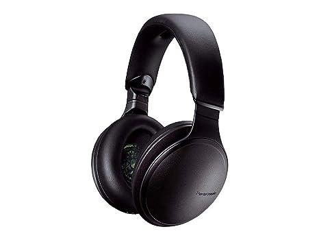 Panasonic RP-HD605NE-K Auricular Circumaural Diadema Negro: Amazon.es: Electrónica