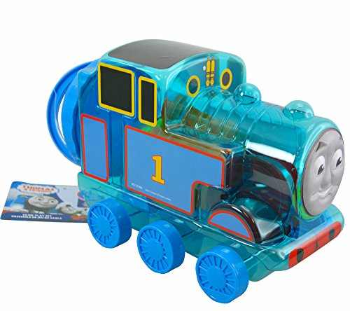 Thomas the Tank Sand Play Set on Wheels (Thomas Train Carry Case)