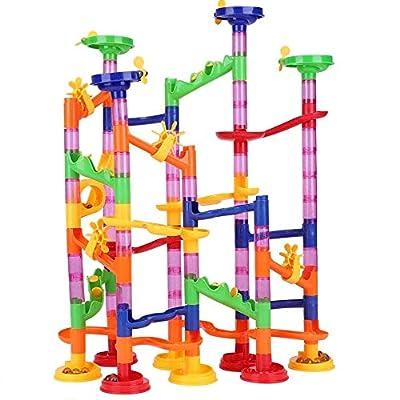 CMMJHU Marble Run Marble Runs for Kids Toys, Theater, Box Box Kit, Set, Homework, Dollhouse: Toys & Games