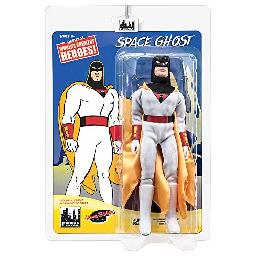 Figures Toy Company Space Ghost Action-Figures, 8