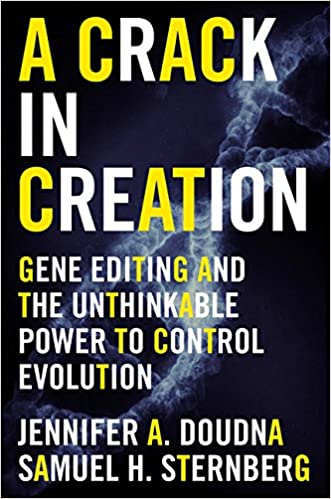 Amazon com: A Crack in Creation: Gene Editing and the Unthinkable