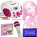 Karaoke Princess EKG19CDG Stereo Boom...