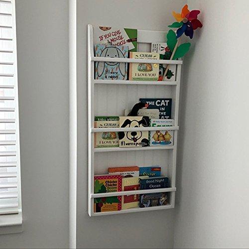 Hanging Wall Bookshelf / Plate Rack & Amazon.com: Hanging Wall Bookshelf / Plate Rack: Handmade